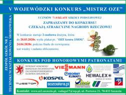 V Wojewódzki Konkurs