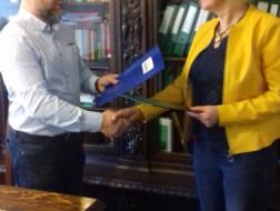 Porozumienie o współpracy z firmą Kospel