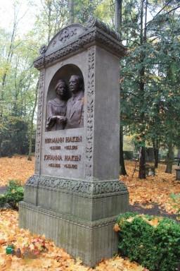 Pomnik Rodziny Hakenów  /fot.: Nikola Racis /