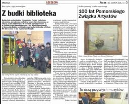 Kurier Szczeciński - druk