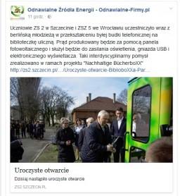 Odnawialne Źródła Energii FB